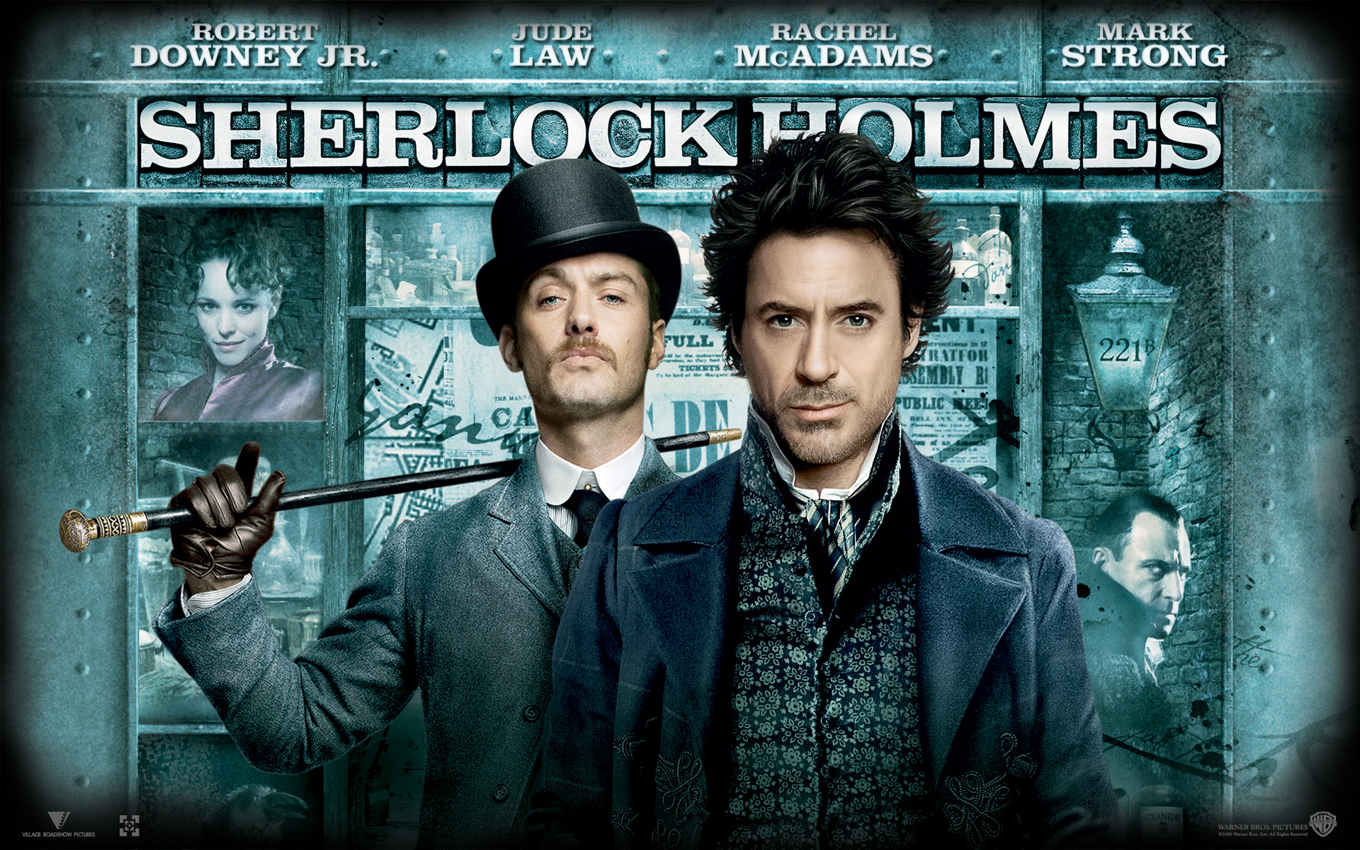 Sherlock Holmes by Guy Ritchie: Viral Marketing and advergame