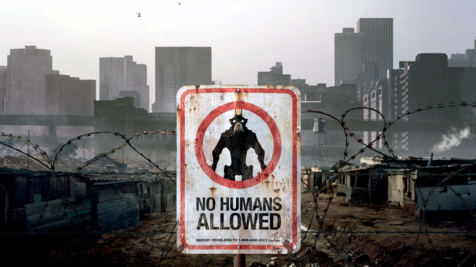 District 9: Inventamos una historia.