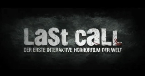 13TH Street. Last Call: The Interactive movie.