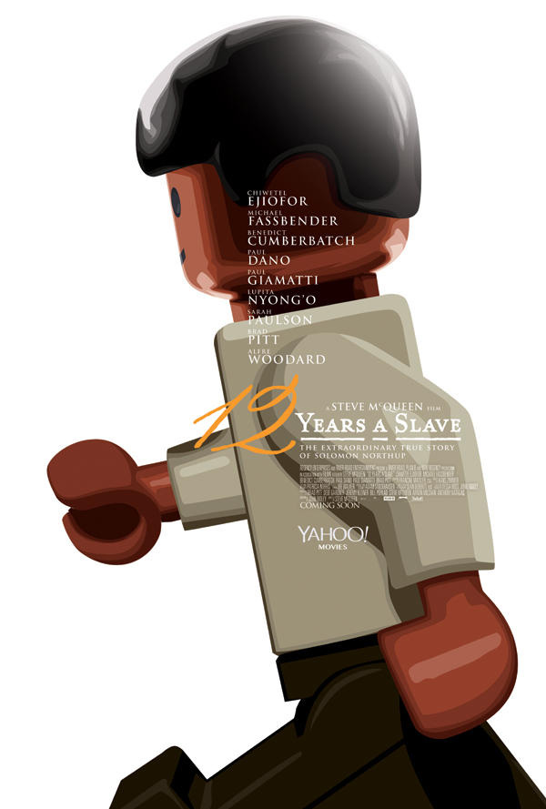 12 years slave by lego