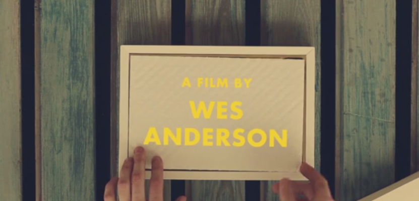 Forrest Gump a lo Wes Anderson