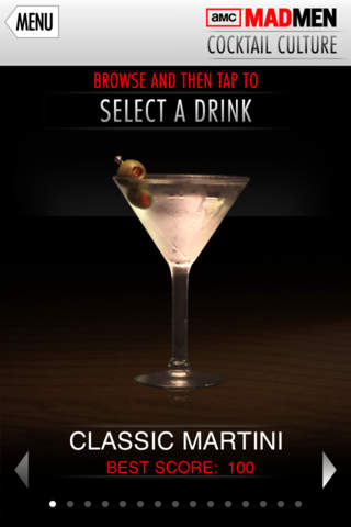 Mad Men Cocktail Guide