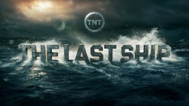 Máscaras de gas y sanitizante para promocionar The Last Ship