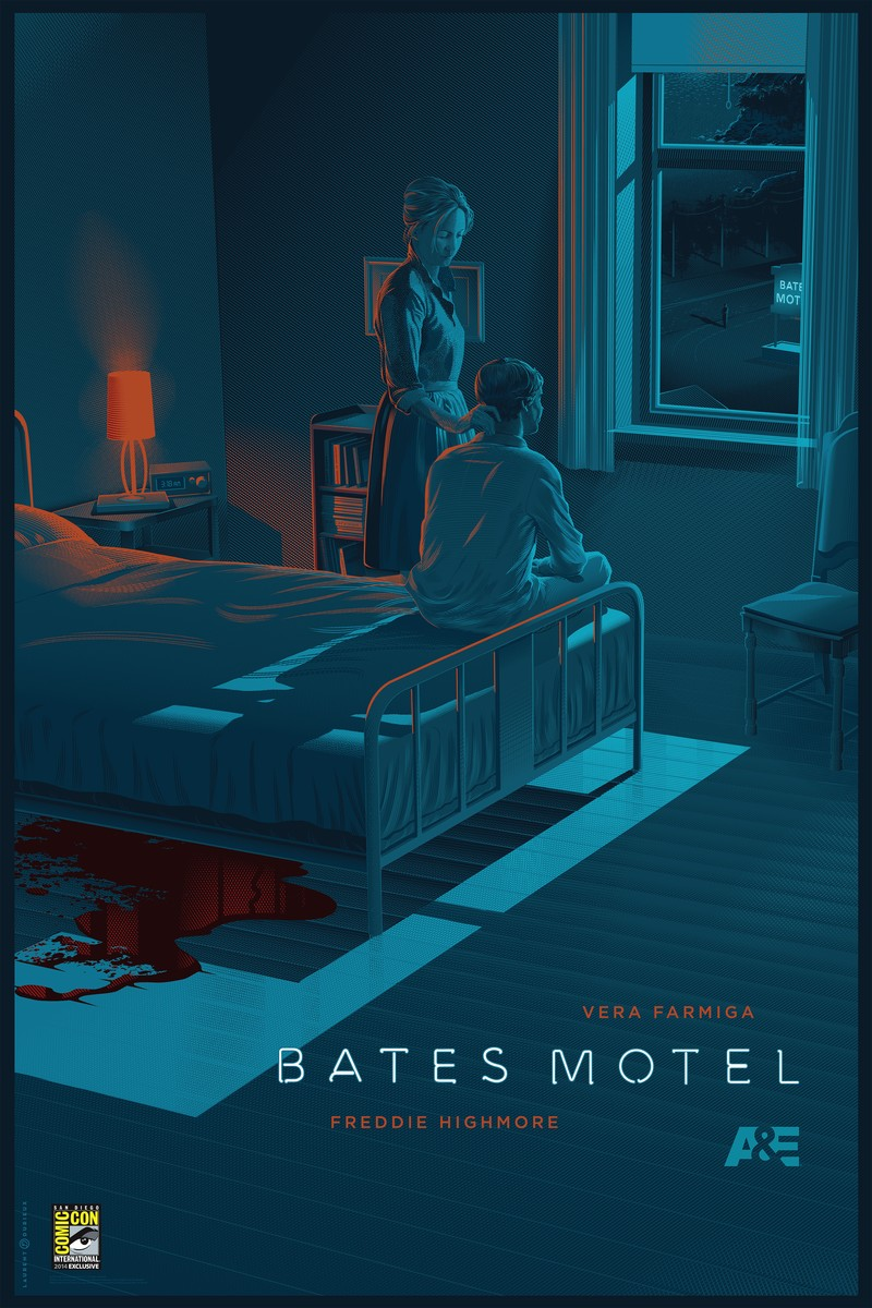 1. the bates motel