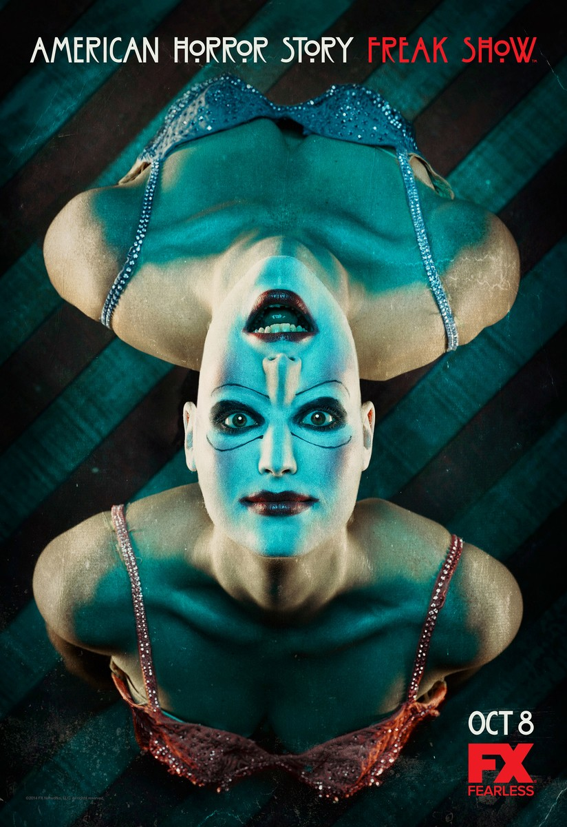13. American Horror Story- Freak Show Domestic campaign (3 of 5)(2)