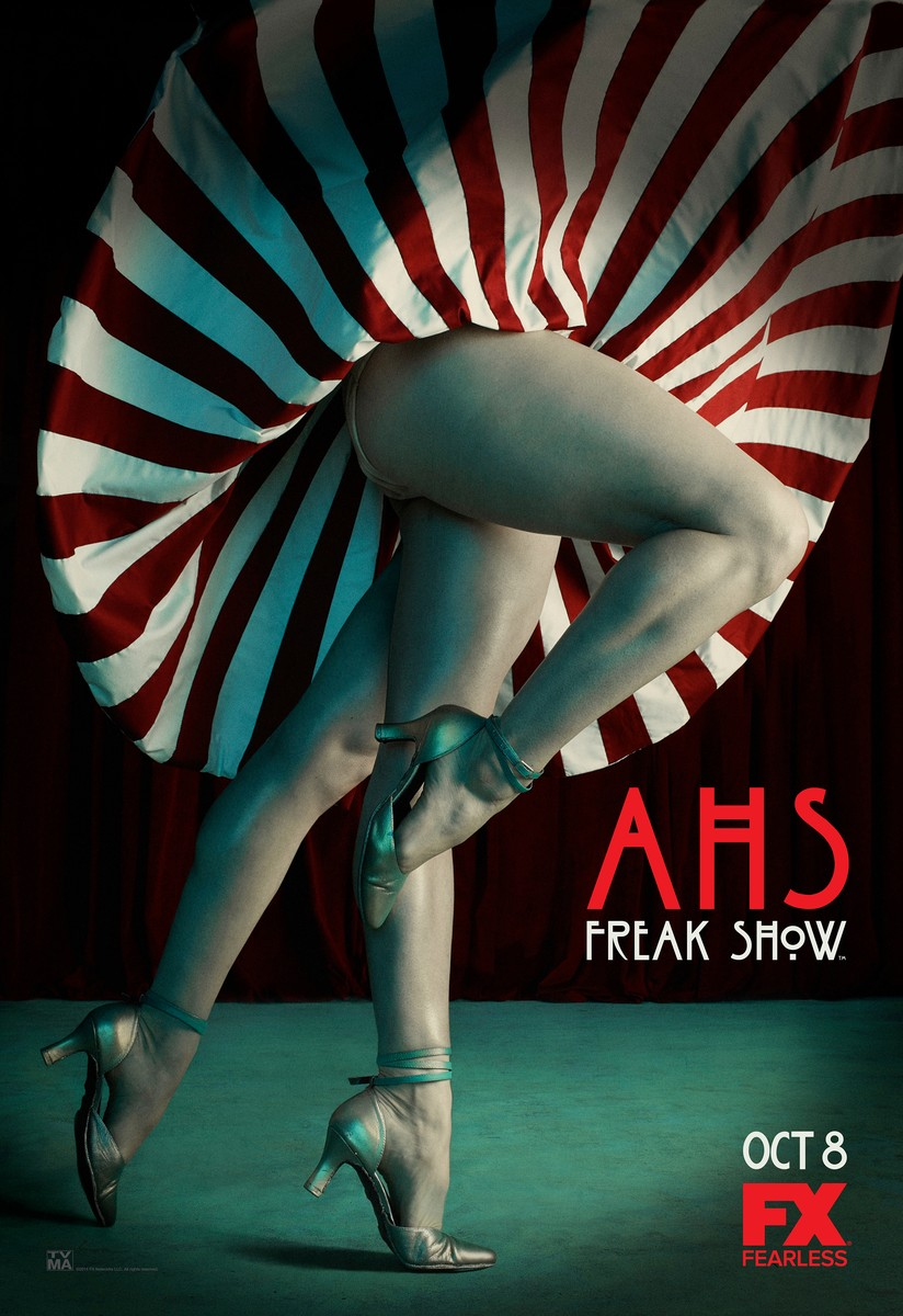 13. American Horror Story- Freak Show Domestic campaign (4 of 5)(2)