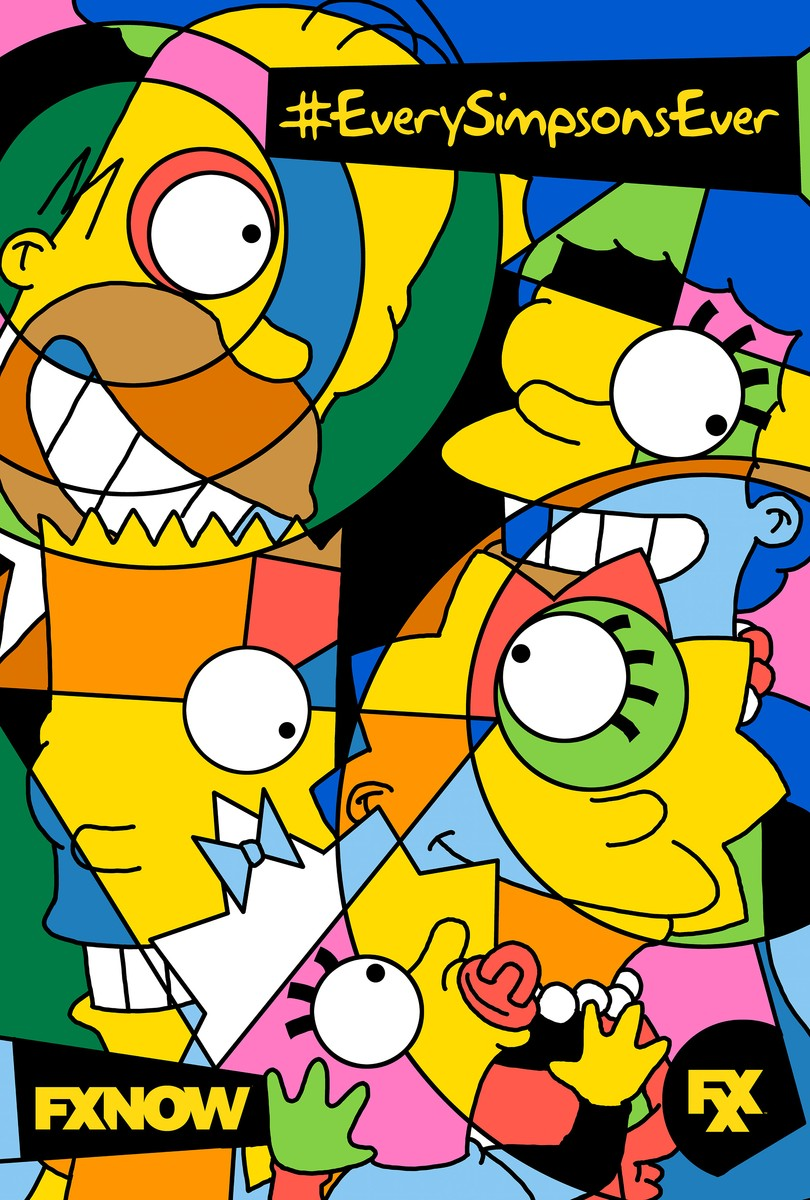 8.The Simpsons(2)
