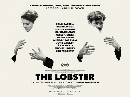 01 The Lobster Best movie Poster 2015
