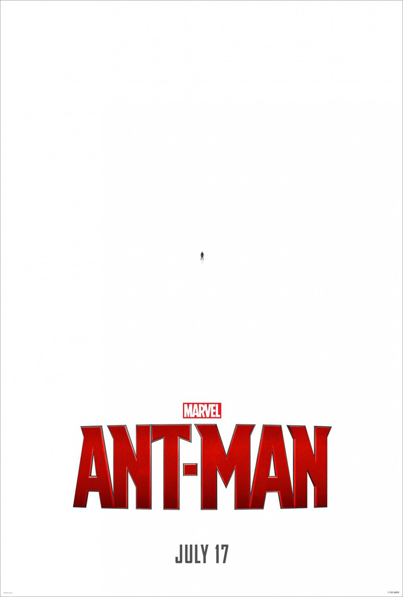 11 Ant Man best movie poster 2015