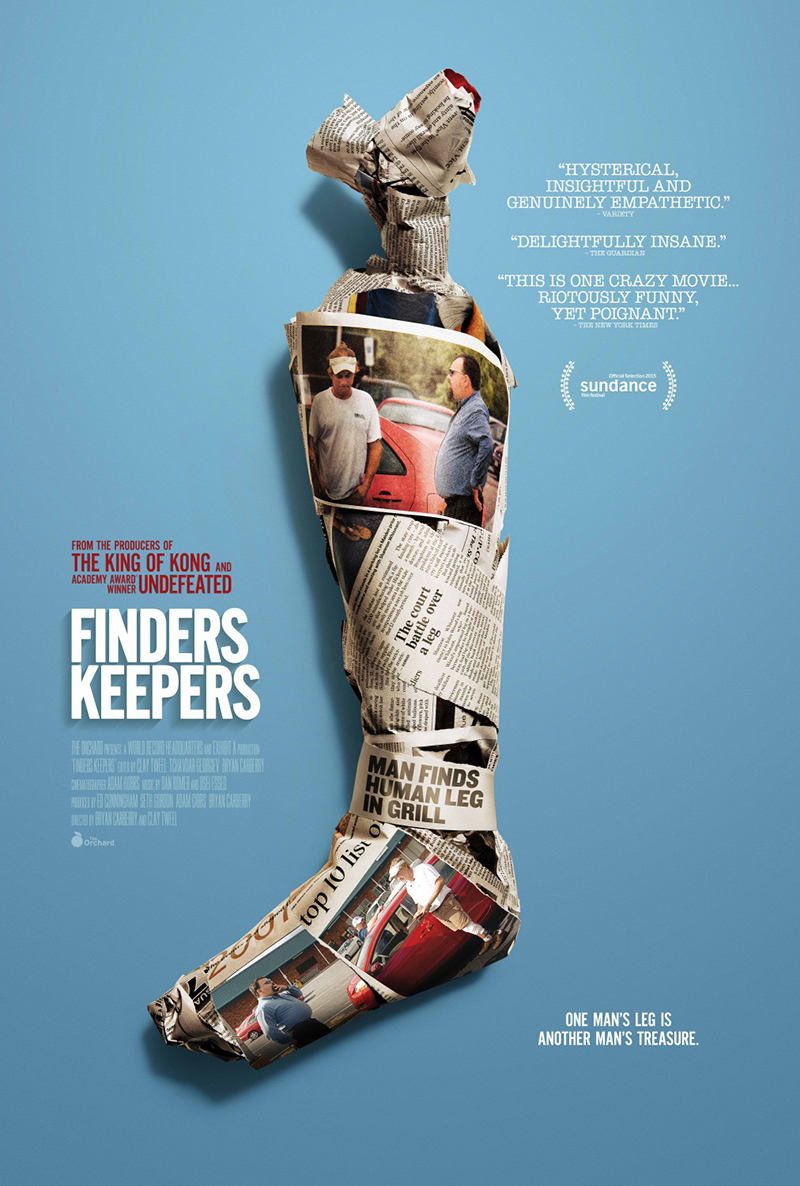29 Finders Keepers Best poster movies 2015