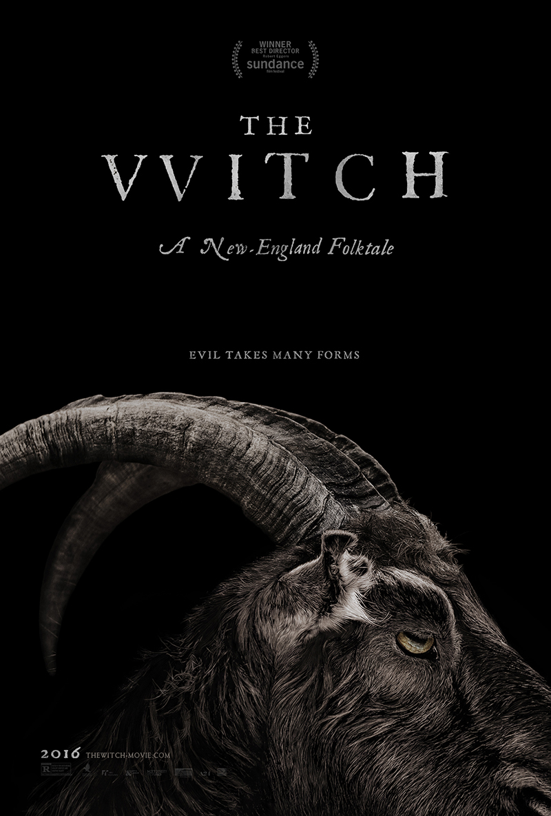 32 The Witch Best poster movies 2015
