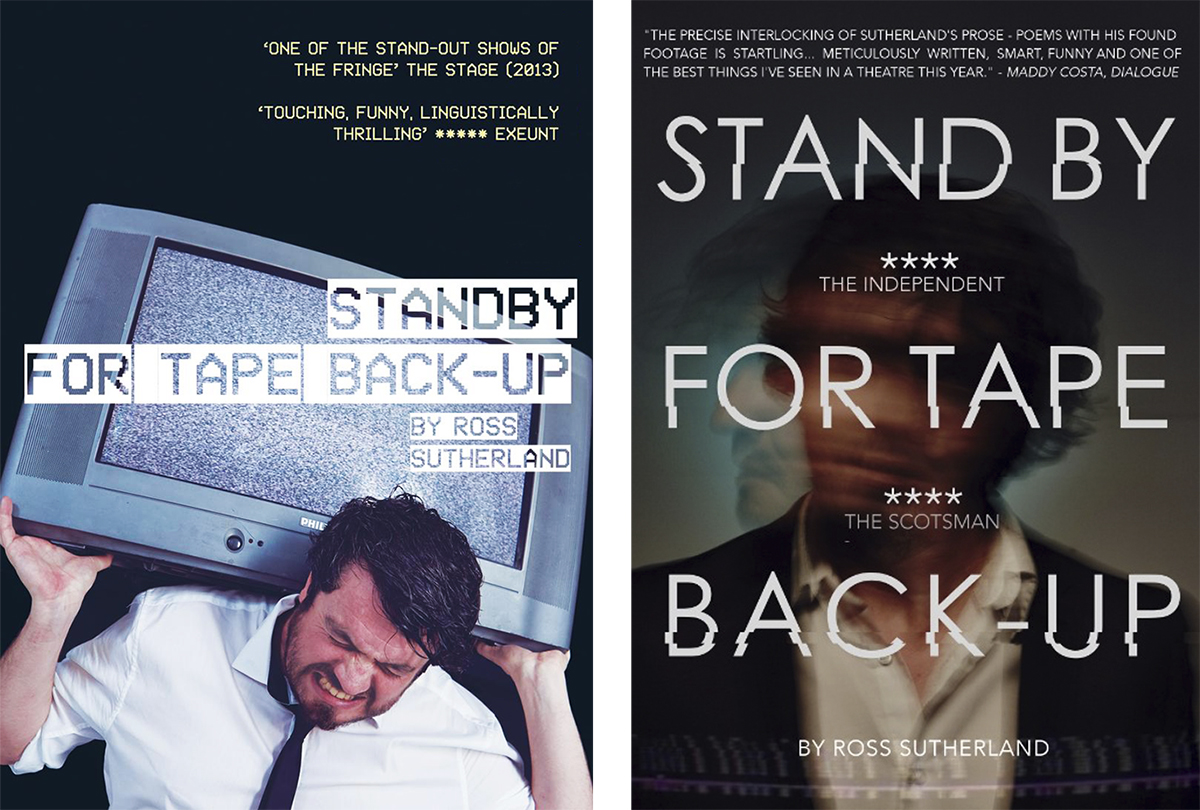 standby tape back up movie poster