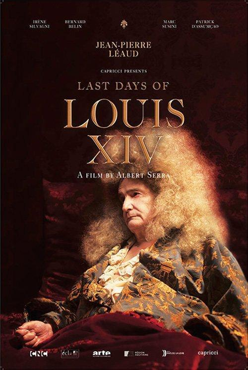 01 - Last days of Louis XIV
