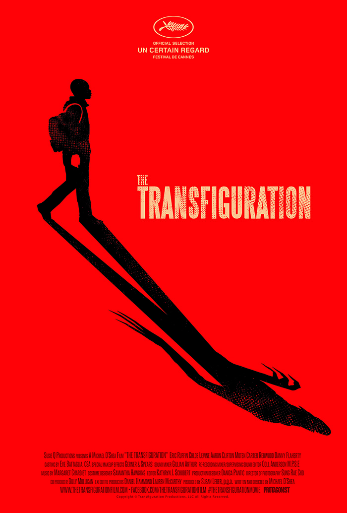 Transfiguration movie poster