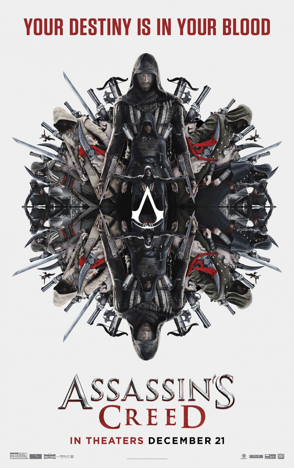 077 - TOP 100 Movie Poster 2016