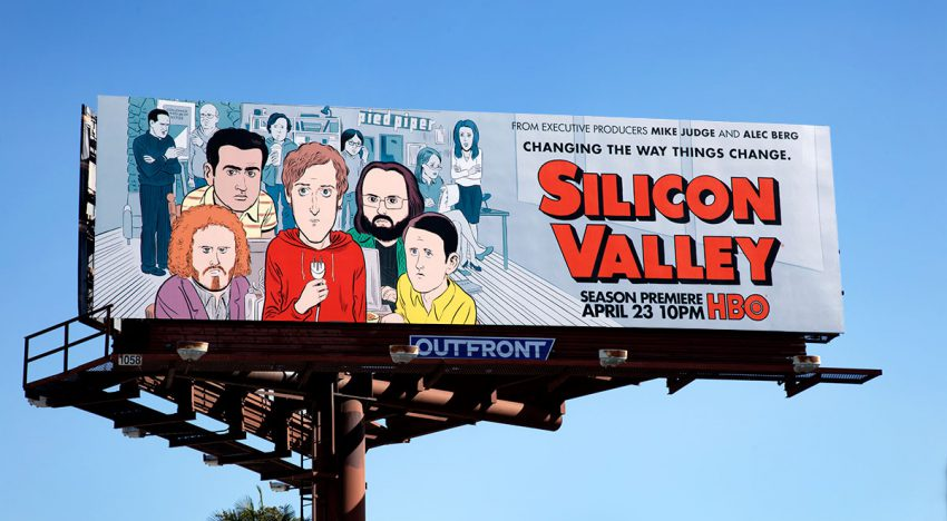 Silicon Valley: Season 4. Nuevo Arte