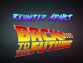 MARAVILLOSO: Encuentro virtual con todo el  equipo de Back To the Future